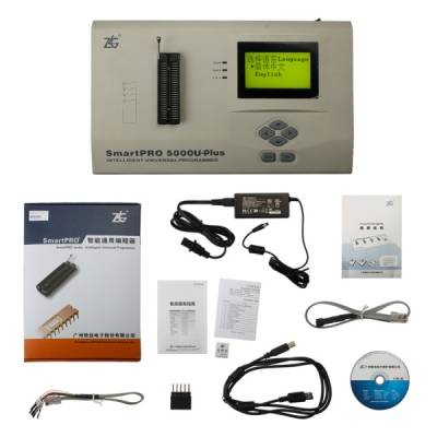 SmartPRO 5000U plus universal Programmer ultra-fast speed Eprom Programmer