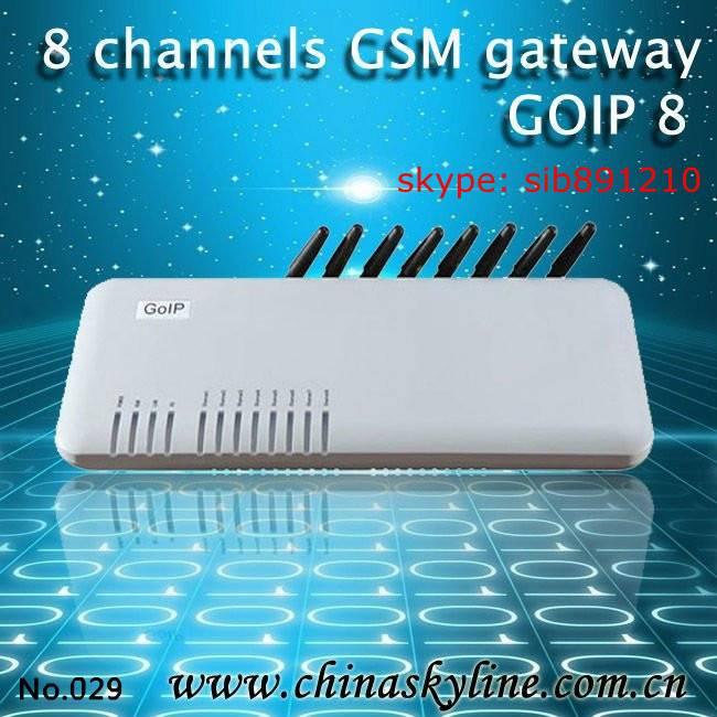 goip gateway,goip8 for call terminal,sim box