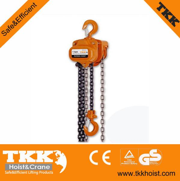HSZ-VT manual chain hoist