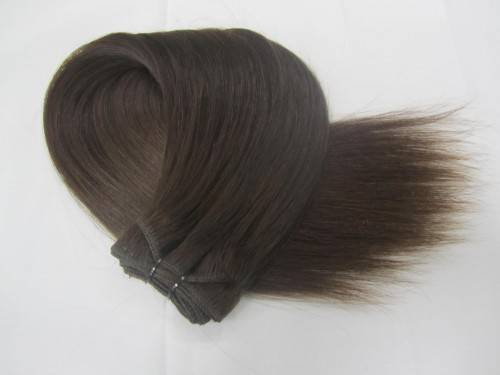 Chinese Human Hair Weaving Double Weft Hair Weave