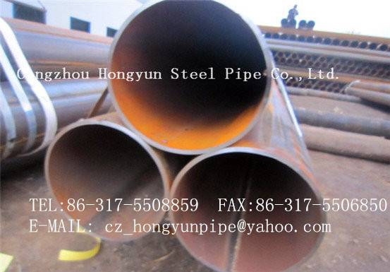 API 5L / ASTM/ASME A106/A53 GR.B seamless steel pipe