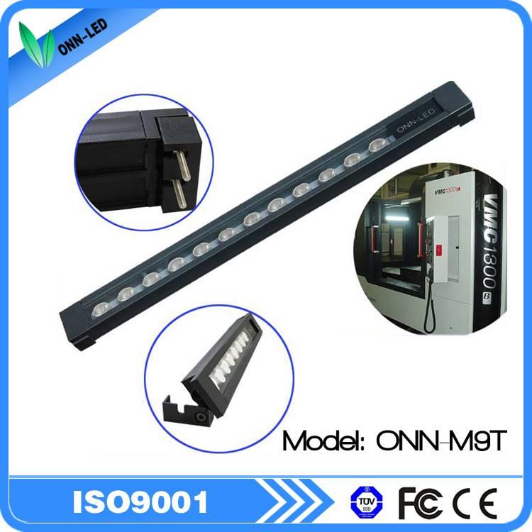 M9T 24vdc 8w 12w 16w 20w aluminum cnc machine light