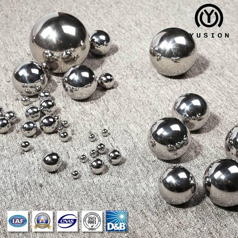 Yusion High Quality AISI52100 Steel Ball (G10-G600)