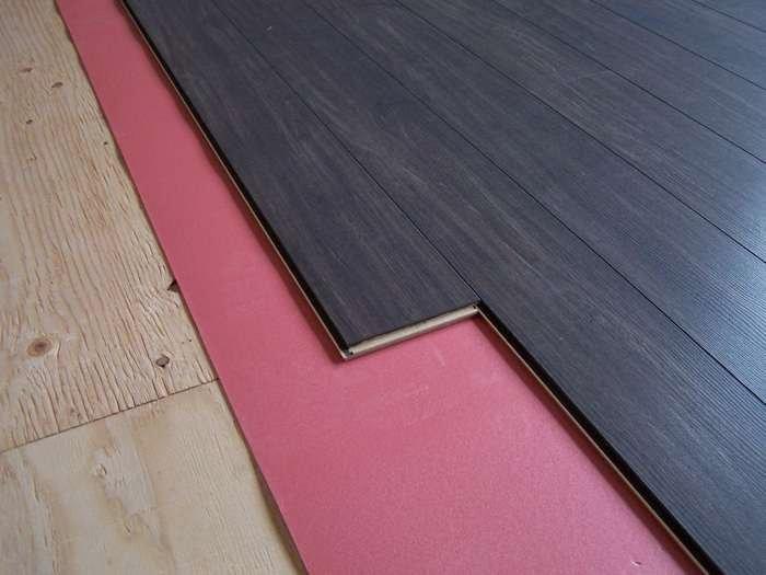 High Quality Dark color Laminate Flooring for Georgia Market