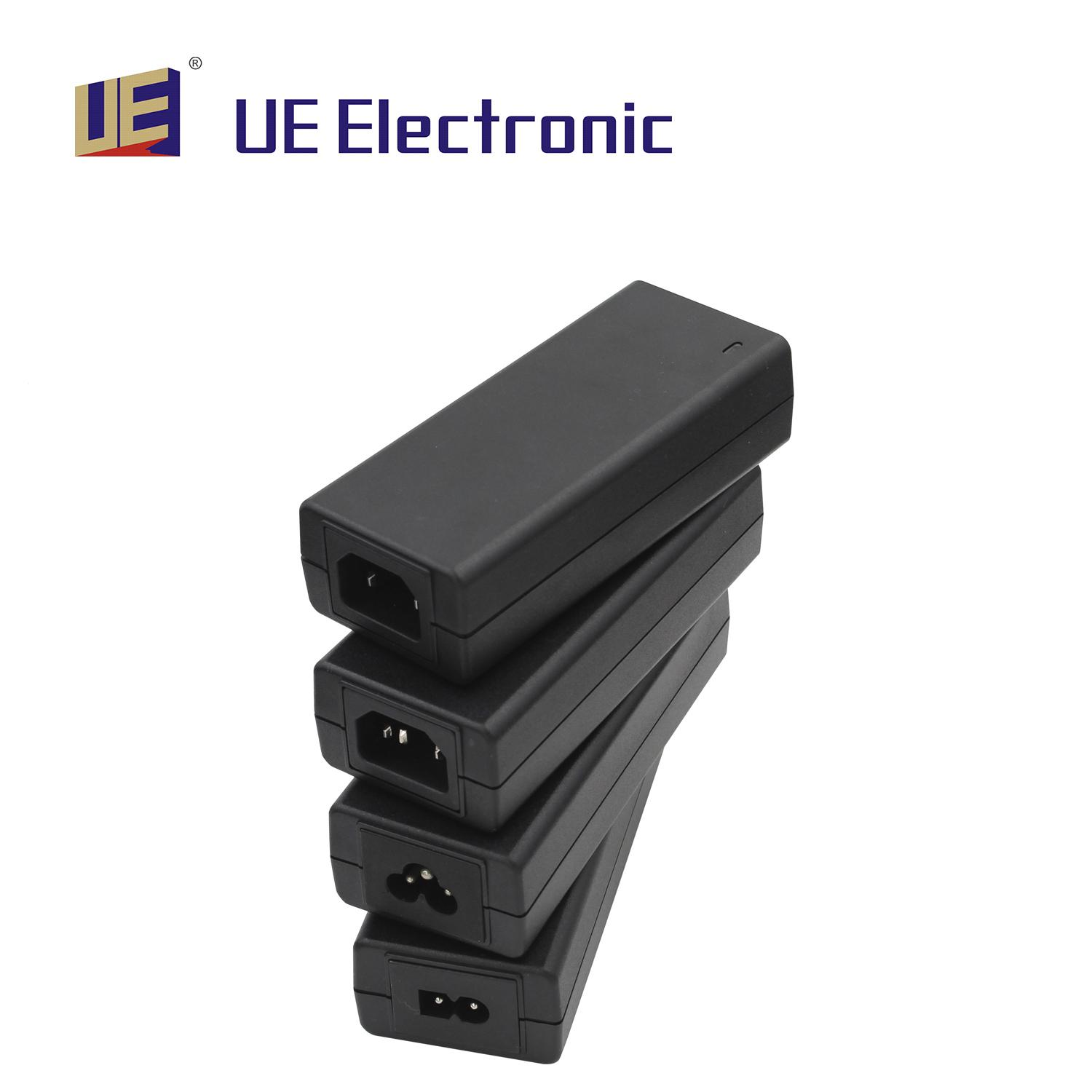 UE Electronic Desktop 48 watts medical adapter UE multi voltage power adapter