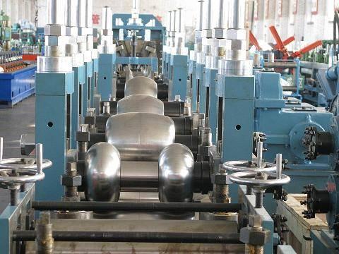 127 tube mill line
