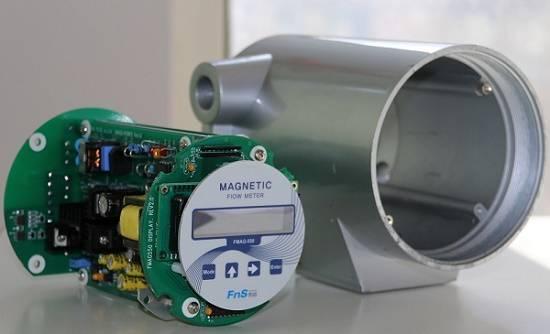 Flow Meter PCB Electromagnetic Flow Meter Display Module Factory in China