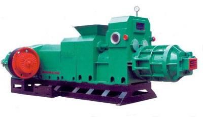 JZK-25 Vacuum Brick Machine