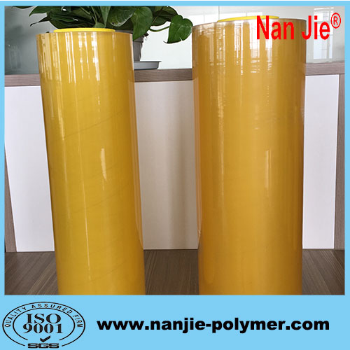 Jumbo rolls pvc film manufacturer transparent food packaging film rolls