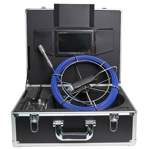 Wopson Pipeline Inspection Camera with 23mm Waterproof Camera