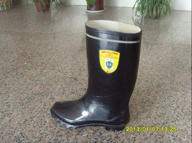 Fire Fighter's Boots