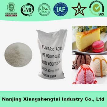 cheap Price of Food Grade Fumaric Acid in China