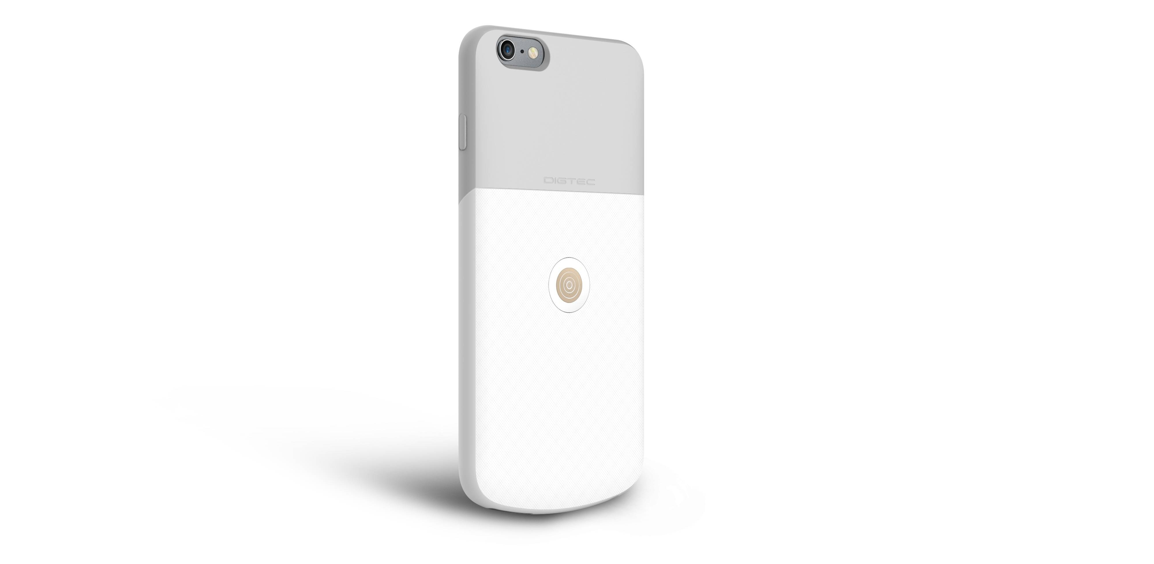 Magnetic Wireless Charging Case for iPhone 6s plus/6s