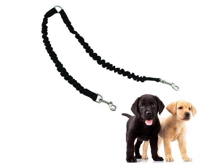 Pet Dog safety double headed Rope