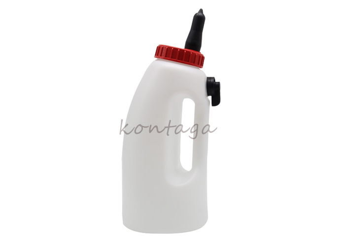 10204 calf feeding milk bottle with nipple