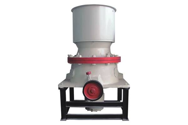 2012 new Single Cylinder Hydraulic Cone Crusher