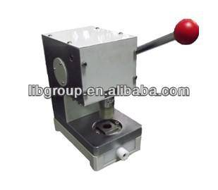 coin cell punching machine