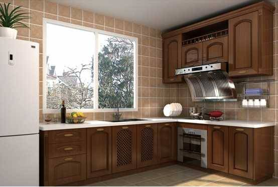 Aurora2, Exquisite Good Membrane Board Kitchen Cabinet