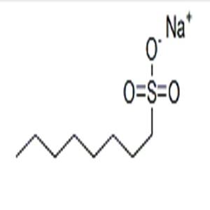 Sodium 1-Octanesulfonate CAS: 5324-84-5