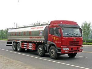 FAW 8*4 18.5CBM milk tanker truck