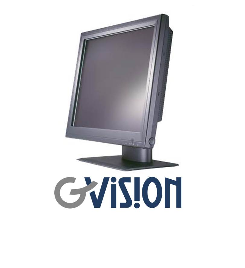 "POS System - LCD Touch Screen Monitor (10.4""~19"" Available)"