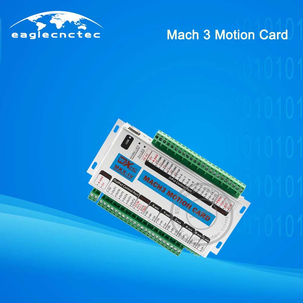 Mach3 Motion Card Mach3 Hardware