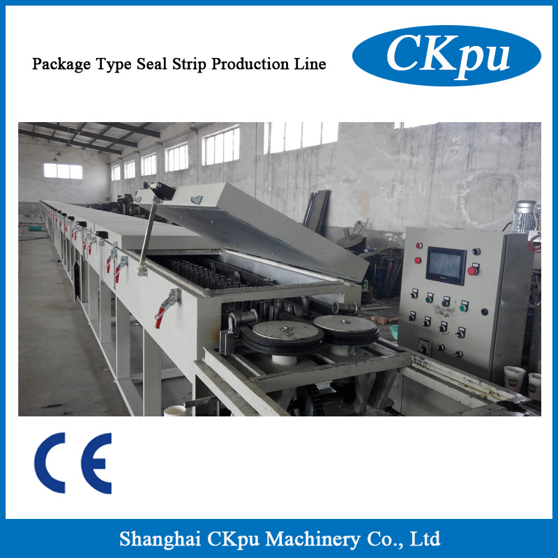 Factory Price Package Type Seal Strip Production Line
