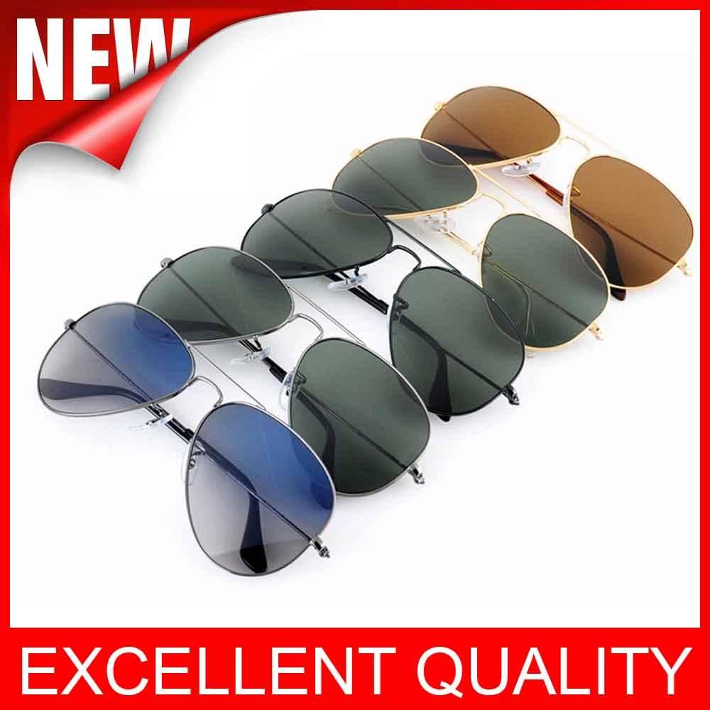 Highest quality Aviator 3025 3026 Sunglasses cheap price