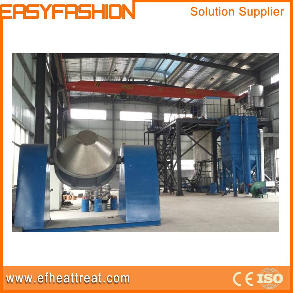 Metal Powder Water Atomizing Equipment for Metal Or Alloy Powder Production