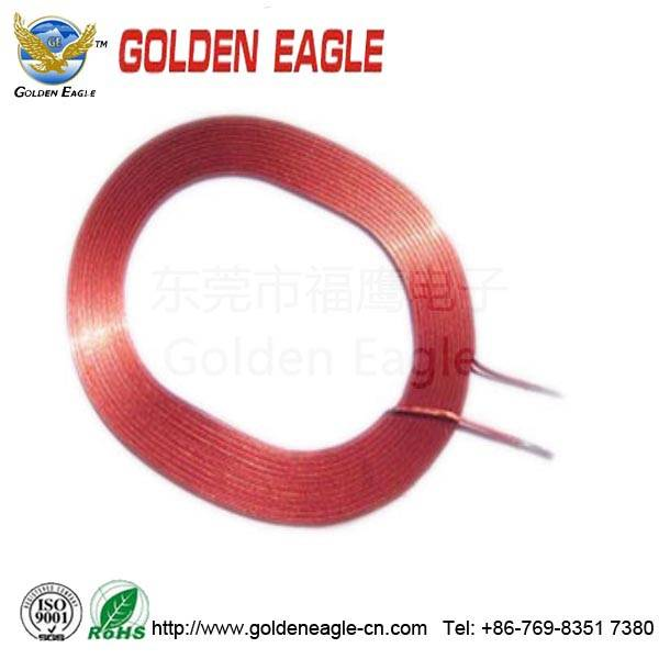 2015 new products inductor bobbinless coil customized