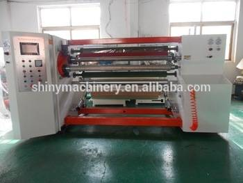 Low  Price  High Speed Cling Film Rewinding Machine