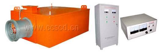RCDA-G super air-cooled electromagnetic separators