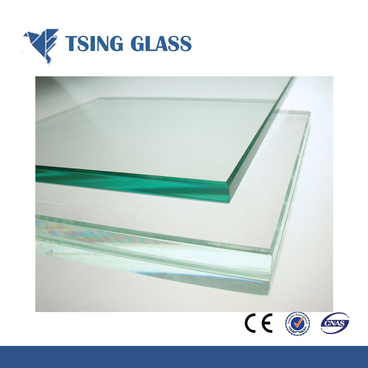 tempered glass/laminated glass