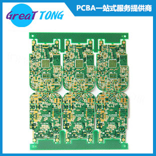 Airport Security Equipment Aerospace PCB Electronics Manufacturing