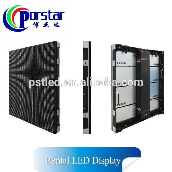 high quality china hd p6.67 full color rental led display screen hot xxx photos led display sign