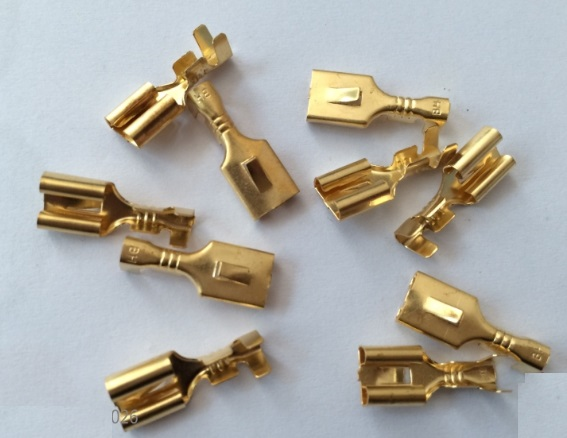 Spring spring terminal,Terminals, Connector,Plug,Plug with sheathed
