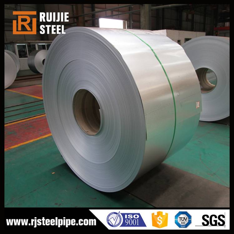 Cold Rolled Galvanized steel coil (G.I coil)