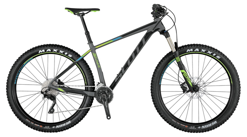 2017 Scott Scale 720 Plus Mountain Bike