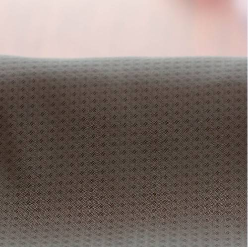 polyester cation mixed dobby fabric/ star like spots