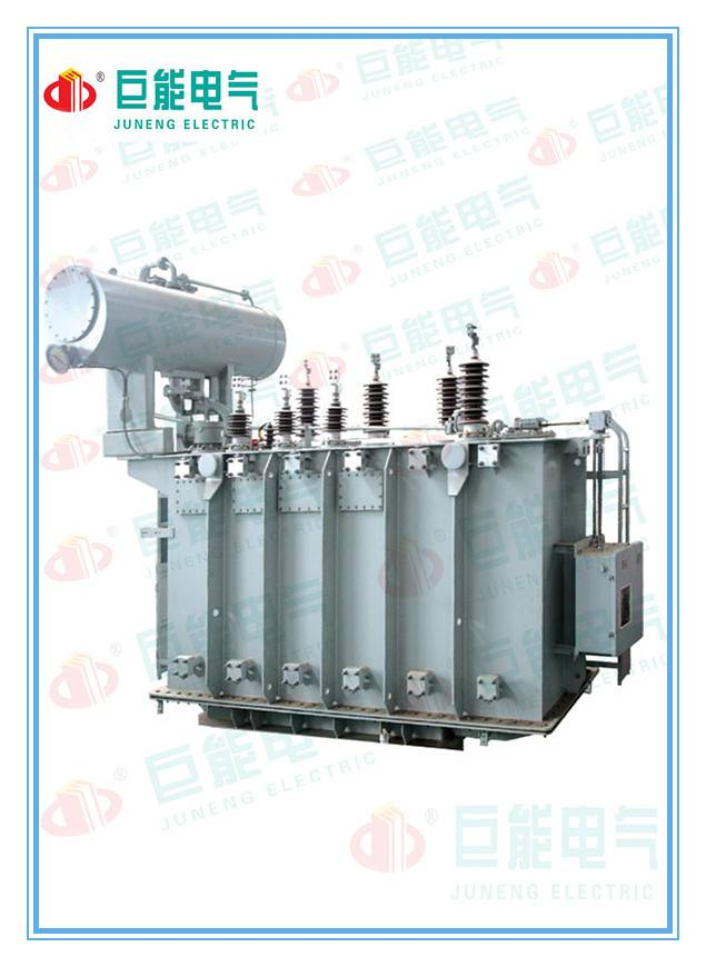 Three-phase Oil- immersed Power Transformer