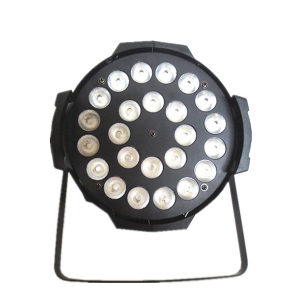 colorful 2412w 4in1RGBW led par can dj light concert stage equipment