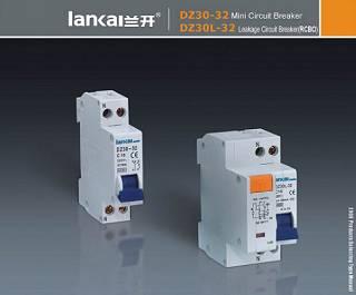 DZ30L-32(DPNL)Residual Current Circuit Breaker, RCBO, RCD, breaker, cb