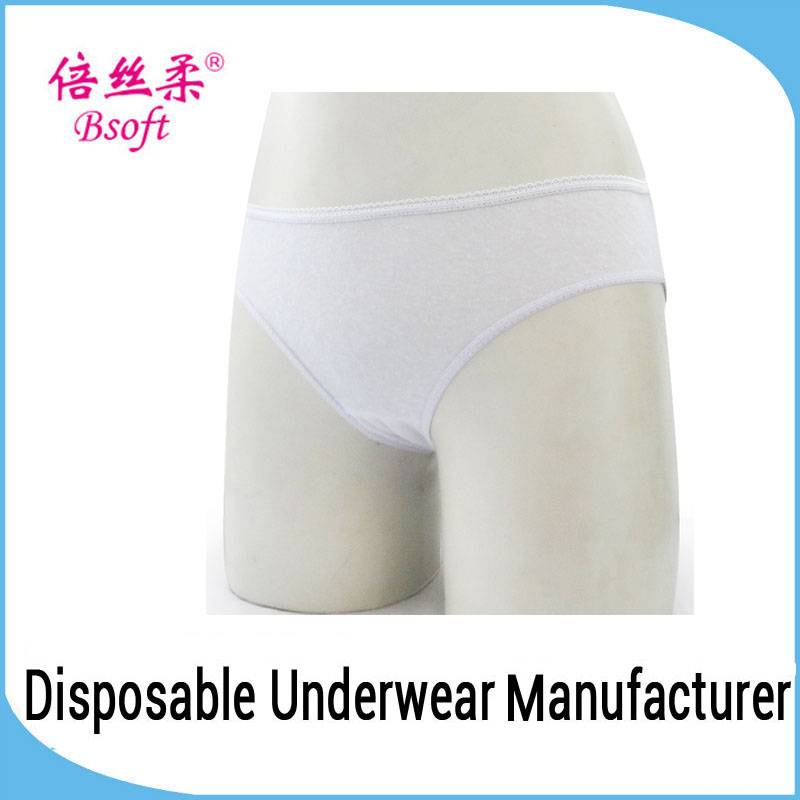 Fashion Ladies Cotton Brief Sexy Cheap Women Underwear Model For Refugee