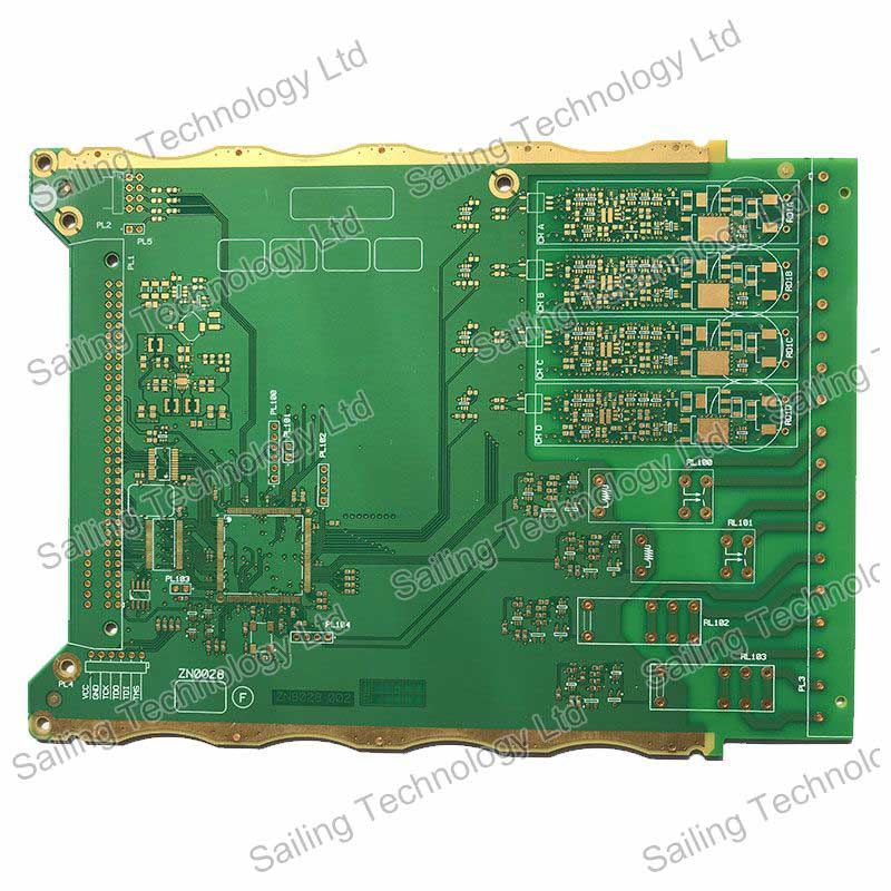 10 Layer PCB, Banking System PCB, PCB For Banking System