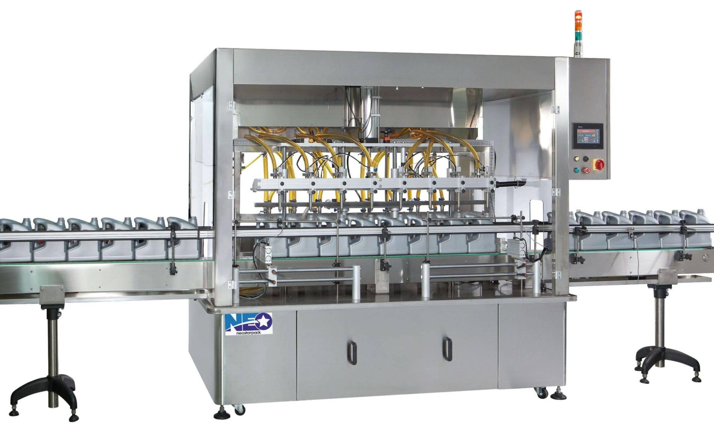 Automatic Liquid Filler FG-585S