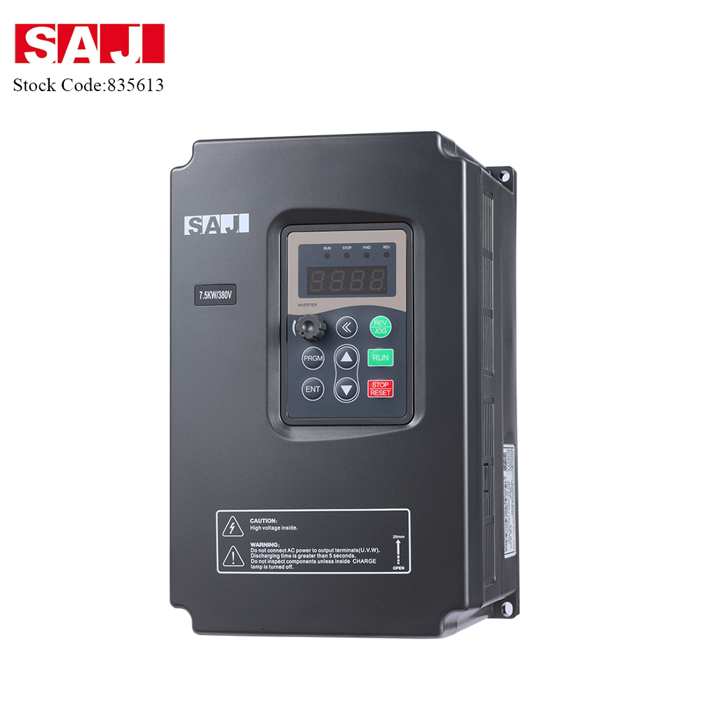 SAJ 0.5Hz Has 150% Start Torque Output Pure Sine Wave Inverter Kit