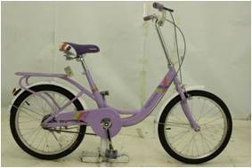 """20"""" lady's city bike with chaoyang tires"""