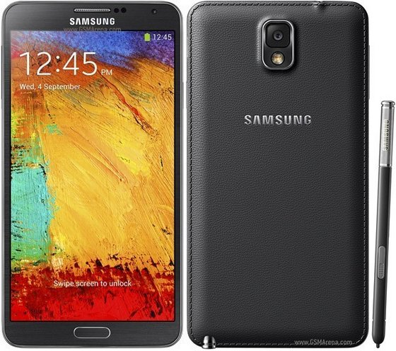 Original Factory Unlocked Samsung Galaxy NOTE3 SM-N9005 4G LTE 32GB Android Mobile Phone