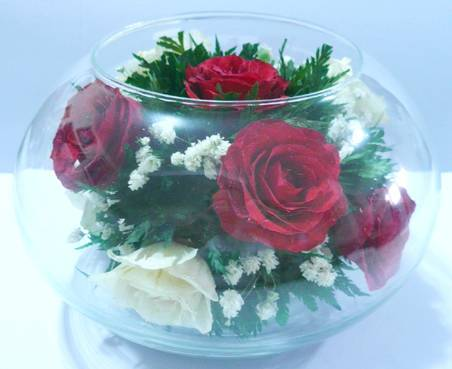 Rose Preserved flower