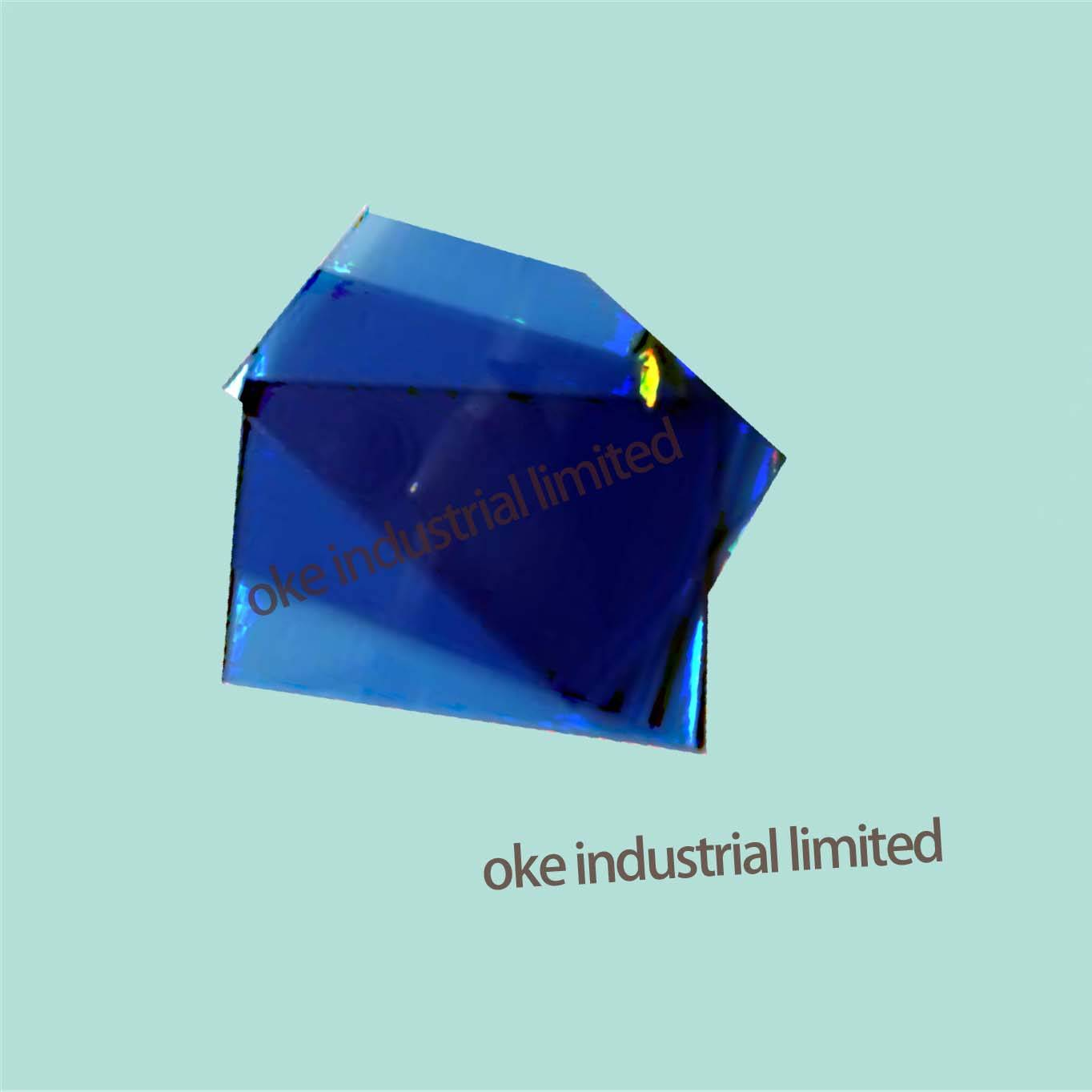3.5mm Ford Blue reflective glass  with 1830*2440